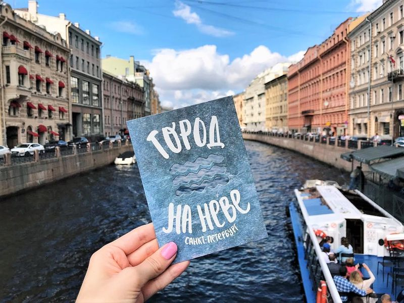 По Петербургу с петербуржцем - экскурсия в Санкт-Петербурге