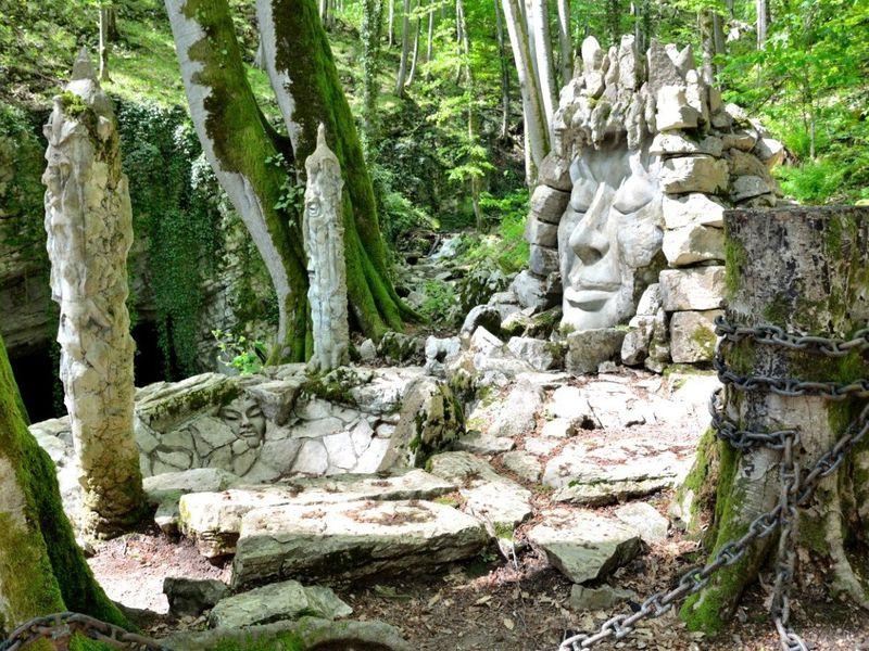 Тьма тысячелетий... Таинственный мир Воронцовских пещер - экскурсия в Сочи