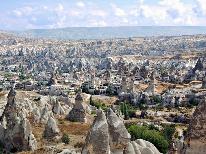 Волшебная Каппадокия - экскурсия в Анталии