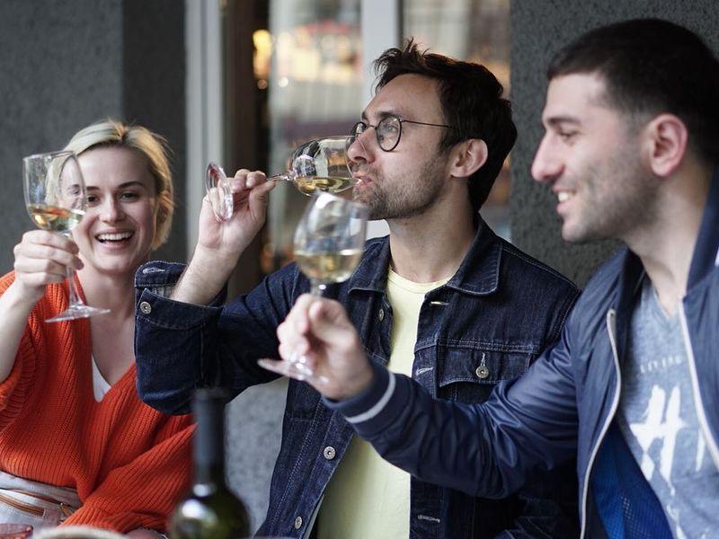 Грузинское вино: дегустационный класс - экскурсия в Тбилиси
