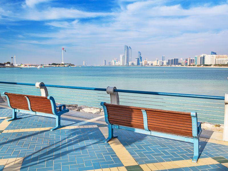 Абу-Даби — город мечты - экскурсия в Дубае