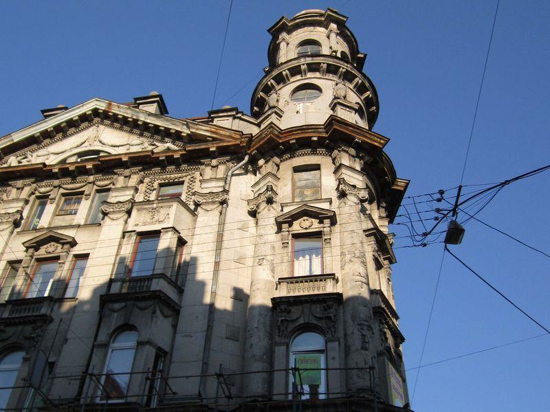 Архитектура петербургского модерна - экскурсия в Санкт-Петербурге