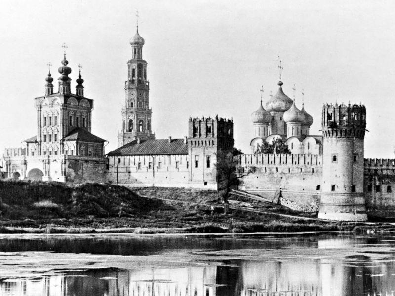 Новодевичий монастырь. Исповедь женского сердца - экскурсия в Москве