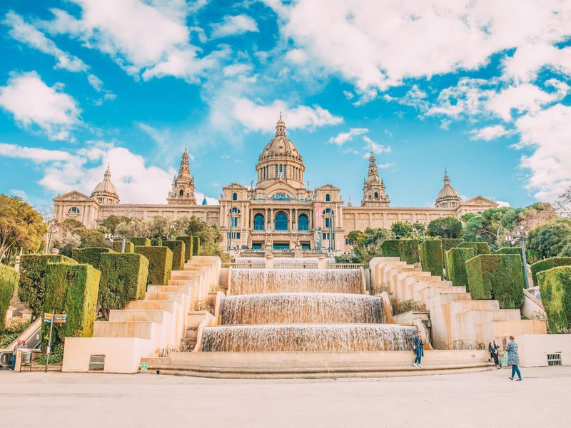 Барселона отготики дофешенебельных площадей - экскурсия в Барселоне