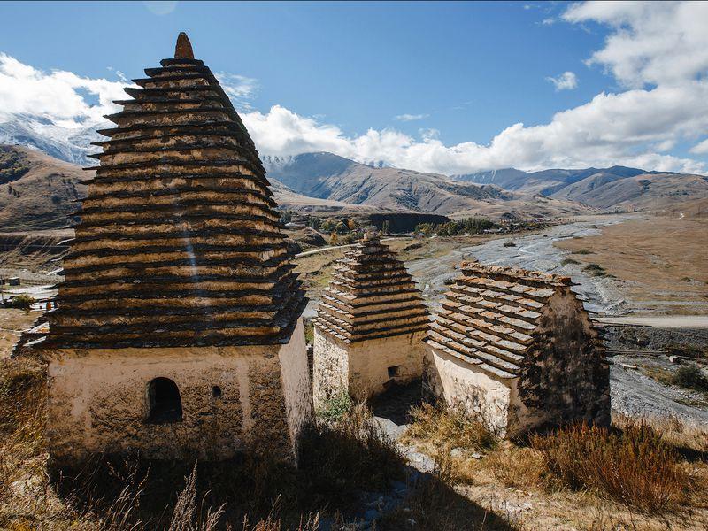 На внедорожнике в загадочную Северную Осетию! - экскурсия в Владикавказе