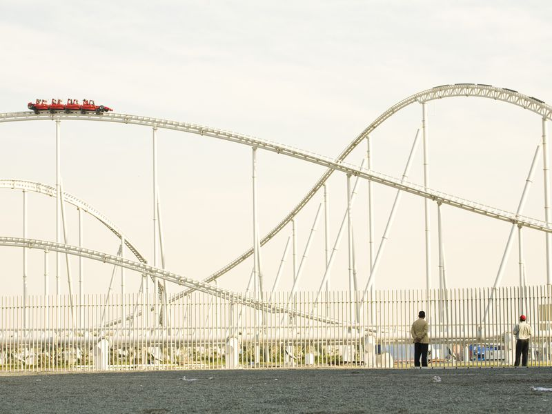 Мечеть Шейха Зайда и парк Феррари - экскурсия в Дубае