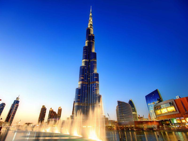 По Дубаю на кабриолете - экскурсия в Дубае