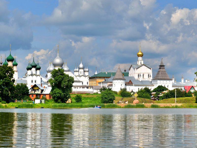 ИзЯрославля— вРостов Великий иПереславль-Залесский - экскурсия в Ярославле