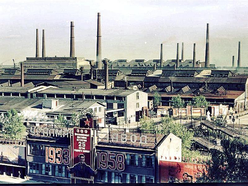 Легендарный Уралмаш: «отец всех заводов» иистория соцгорода - экскурсия в Екатеринбурге