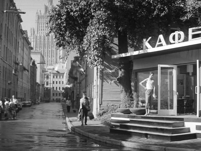 Камера, мотор, снято! Кинопрогулка поМоскве - экскурсия в Москве
