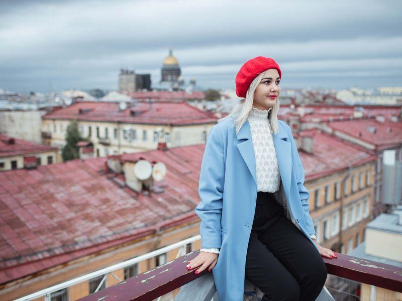 Фотосессия на питерских улочках и крыше! - экскурсия в Санкт-Петербурге