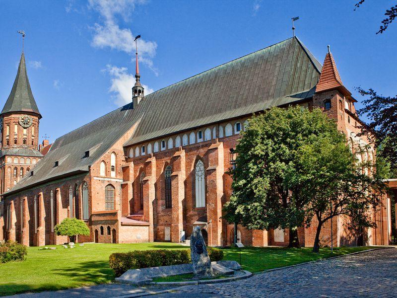 Из Кенигсберга в Калининград! - экскурсия в Калининграде