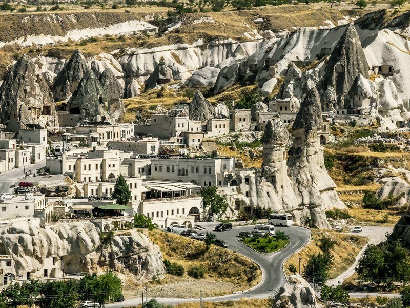 Невероятная Каппадокия за 2 дня — из Алании - экскурсия в Аланье