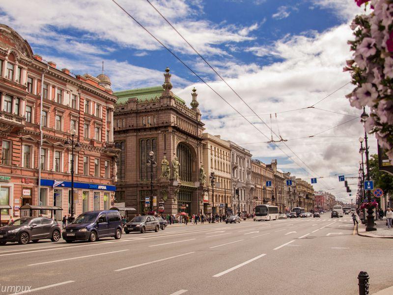 Петербург парадный и камерный - экскурсия в Санкт-Петербурге