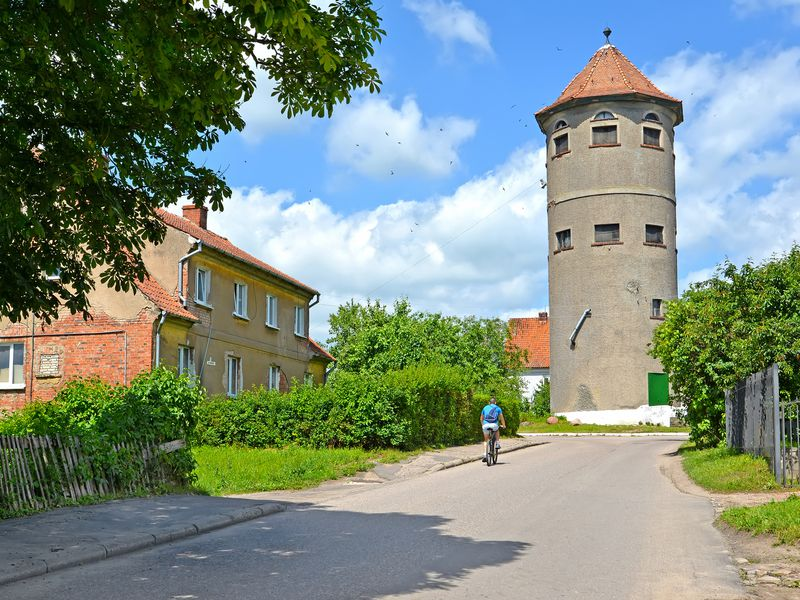 Кирхи изамки Восточной Пруссии - экскурсия в Калининграде