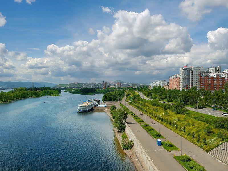 Must-see Красноярска - экскурсия в Красноярске