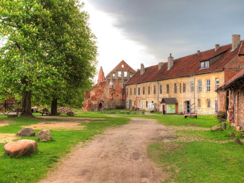 Замки и кирхи восточной Пруссии на групповой экскурсии - экскурсия в Калининграде