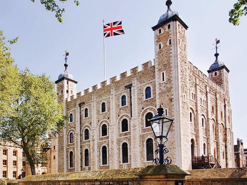 Экскурсия по лондонскому Тауэру - экскурсия в Лондоне