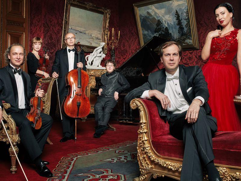 Музыкальный вечер в«Малом императорском дворце» - экскурсия в Санкт-Петербурге