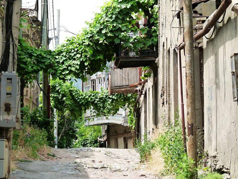 Тбилиси, я люблю тебя! - экскурсия в Тбилиси