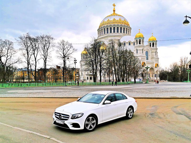 В Кронштадт на авто бизнес-класса - экскурсия в Санкт-Петербурге