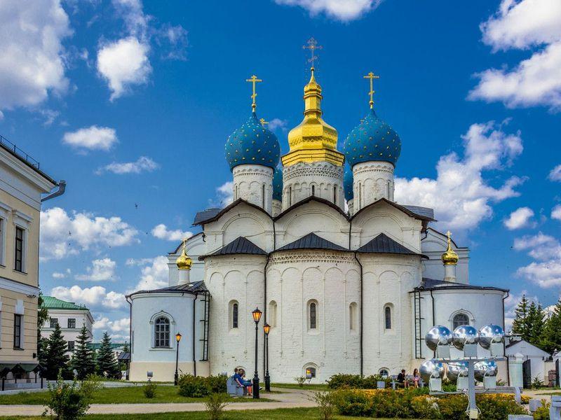 Обзорная прогулка по центру Казани - экскурсия в Казани