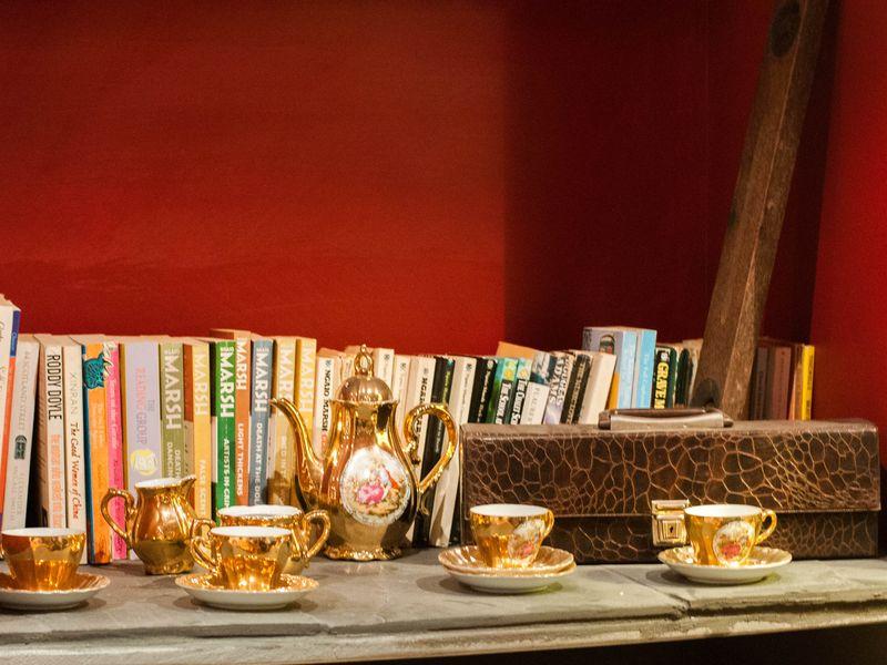 Лучшие чайные Шордича. Дегустационный тур - экскурсия в Лондоне