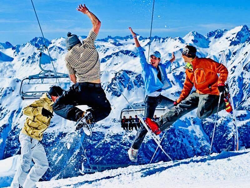 Лыжный тур в Гудаури - экскурсия в Тбилиси