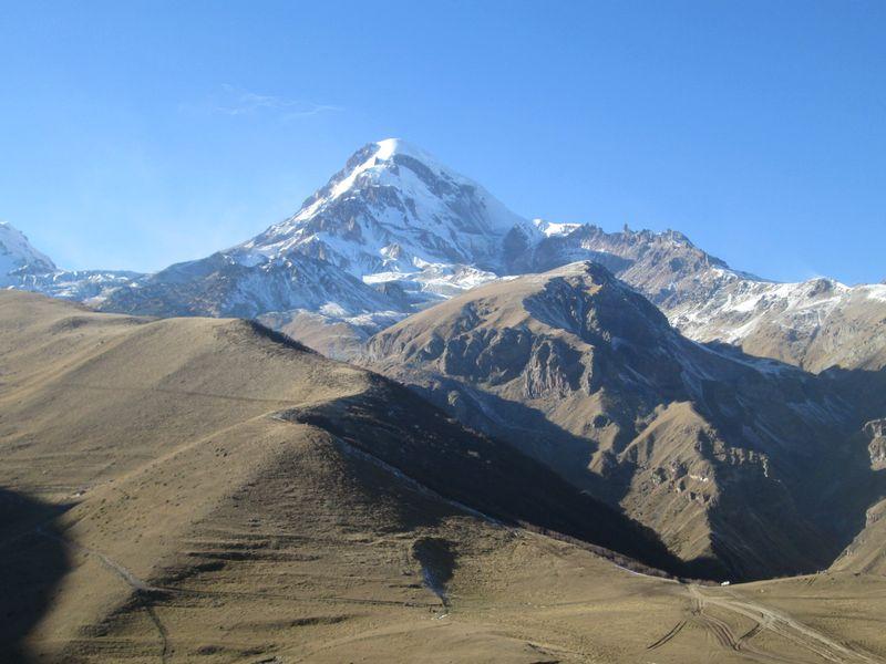 Путешествие в Казбеги - экскурсия в Тбилиси