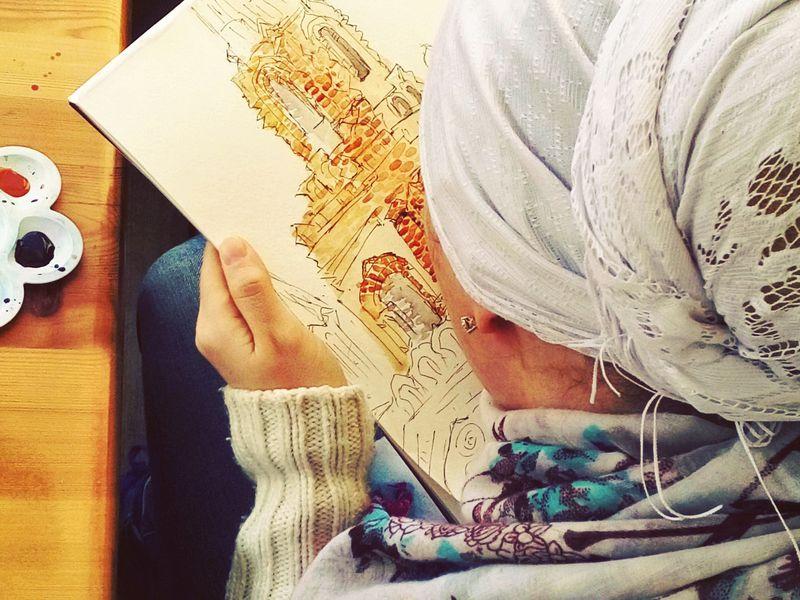 Интуитивная живопись вволшебной Казани - экскурсия в Казани
