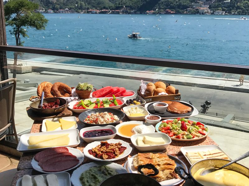 Один день изжизни европейского турка - экскурсия в Стамбуле