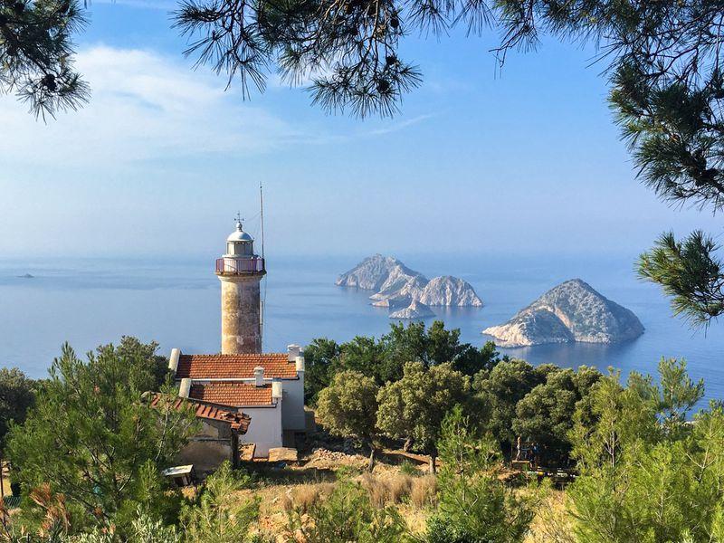 Из Антальи — к маяку на мысе Гелидония! - экскурсия в Анталии