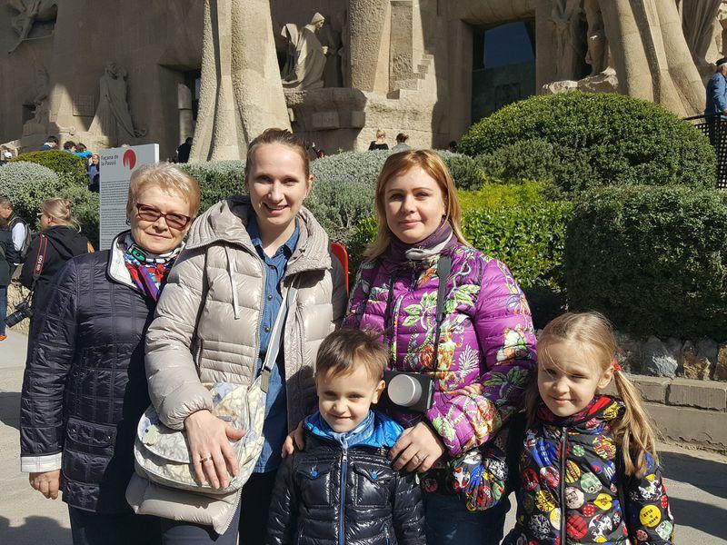 О Барселоне детям - экскурсия в Барселоне