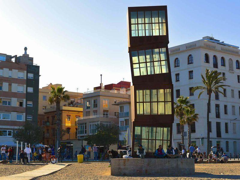 Барселона и Море - экскурсия в Барселоне