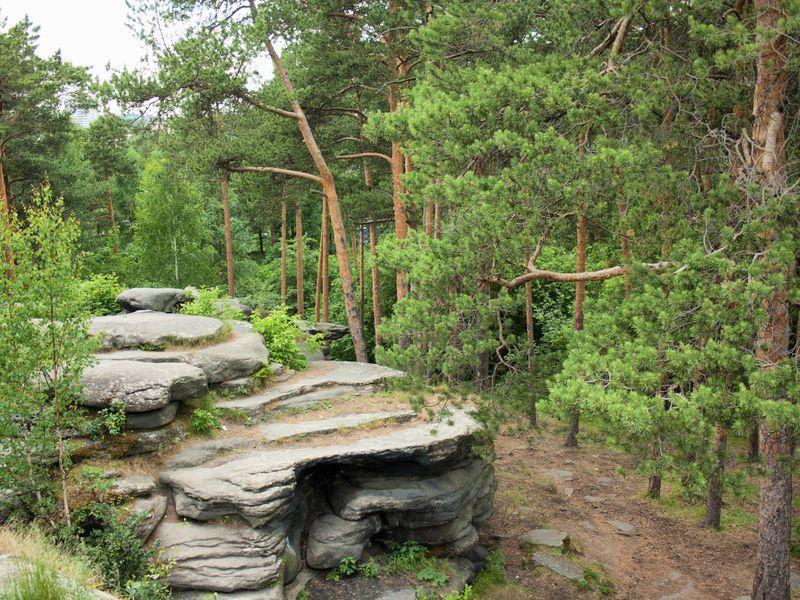 Окрестности Екатеринбурга: отКаменных палаток доозера Шарташ - экскурсия в Екатеринбурге