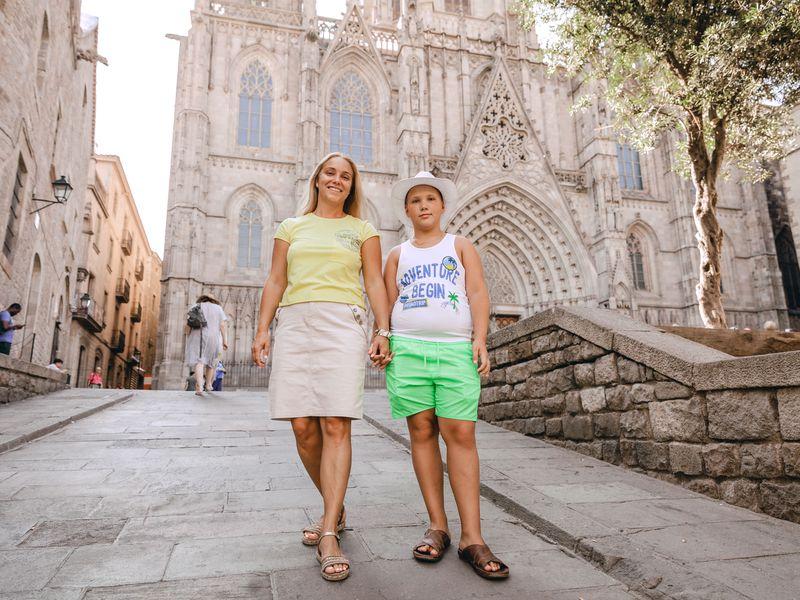 Инста-прогулка по Барселоне - экскурсия в Барселоне