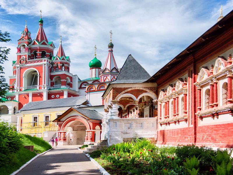 ИзМосквы— вЗвенигород! - экскурсия в Москве