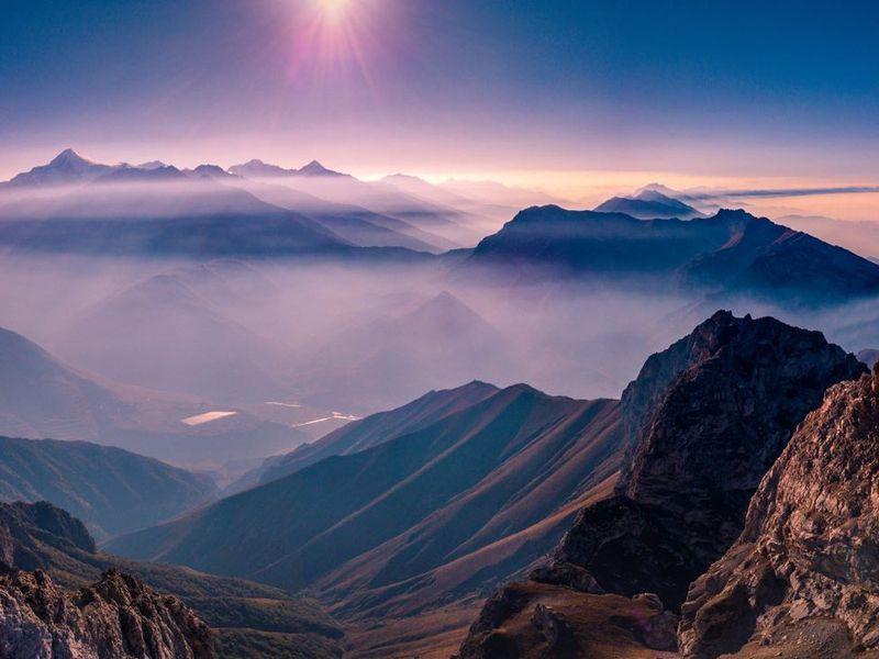Джип-тур по горным перевалам Северной Осетии - экскурсия в Владикавказе