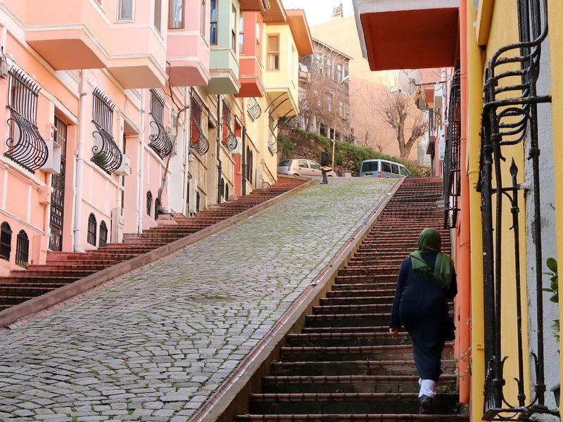 Фотопрогулка по самобытному Балату - экскурсия в Стамбуле