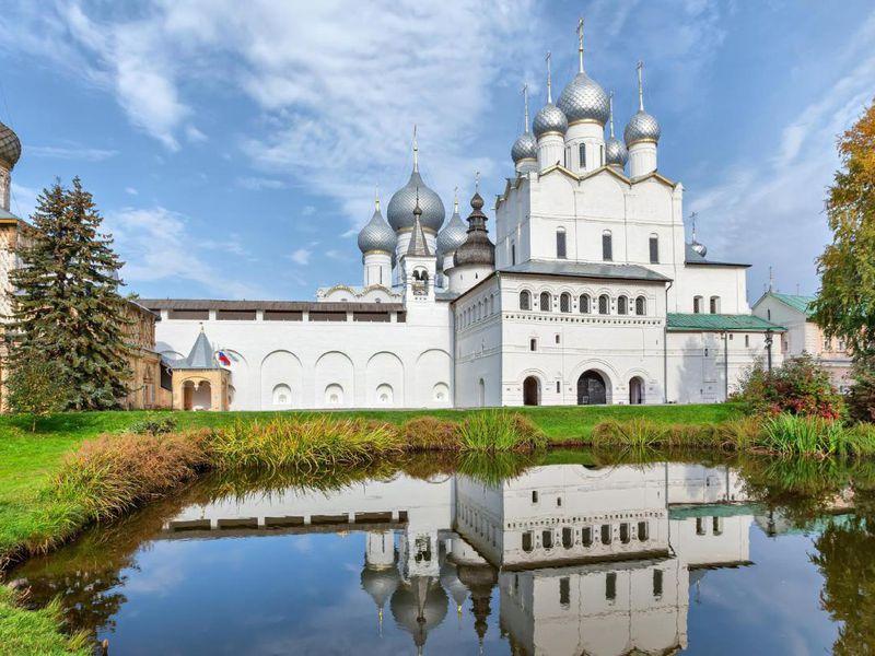 Первое свидание с Ярославлем - экскурсия в Ярославле