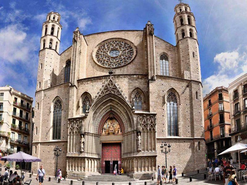 Древние соборы Барселоны - экскурсия в Барселоне