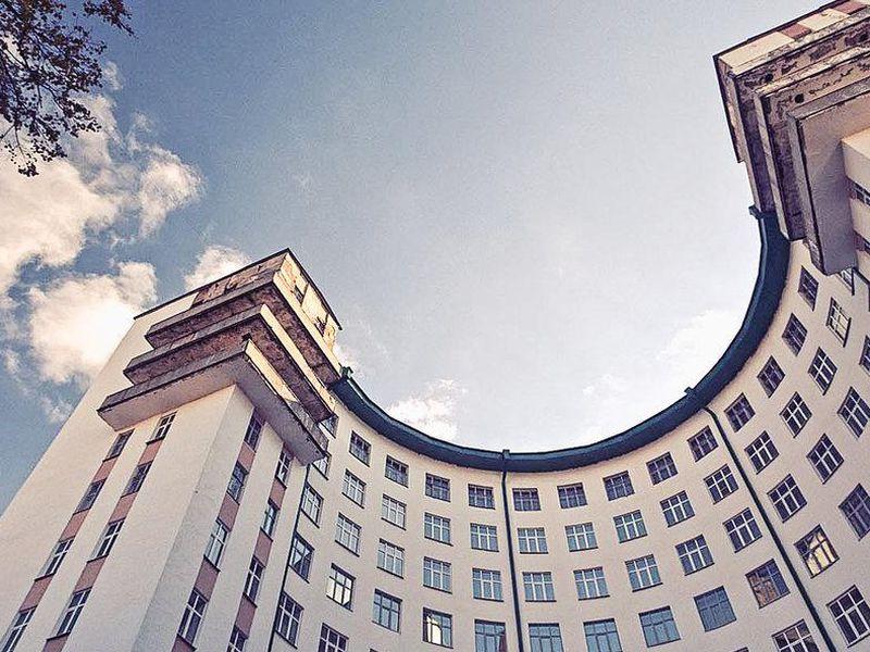 Авангард Екатеринбурга: огороде через архитектуру - экскурсия в Екатеринбурге