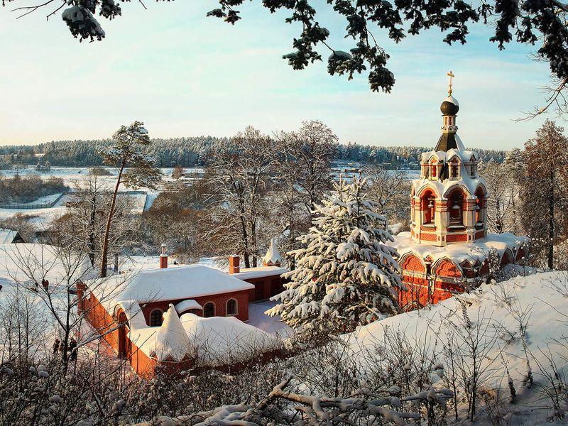 Звенигород — древний форпост Москвы - экскурсия в Звенигороде