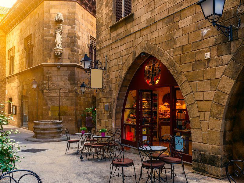 Душа Барселоны. Вкусно и интересно - экскурсия в Барселоне