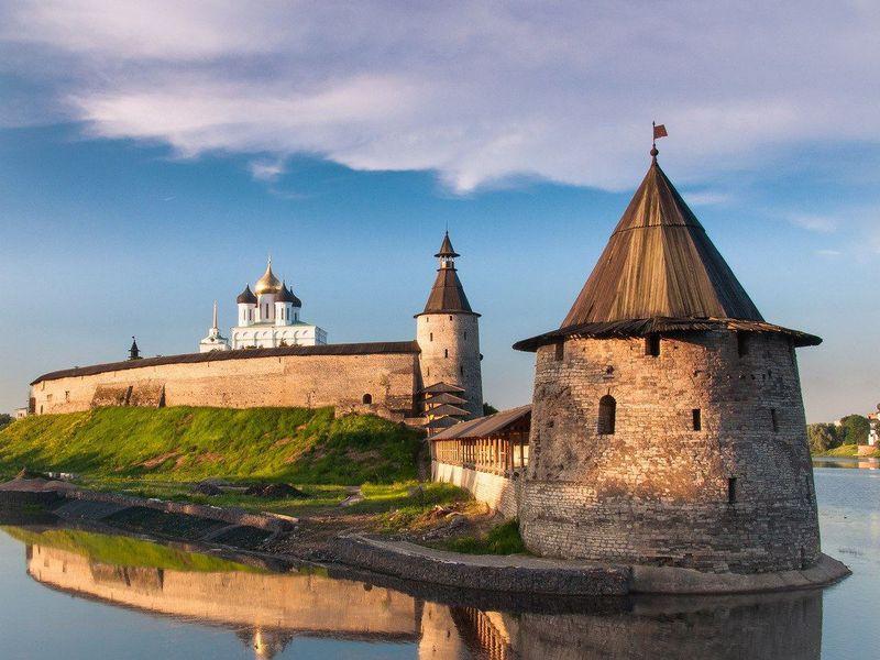 Сердце древнего Пскова - экскурсия в Пскове