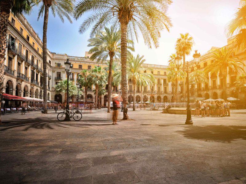 Hola, Барселона! - экскурсия в Барселоне