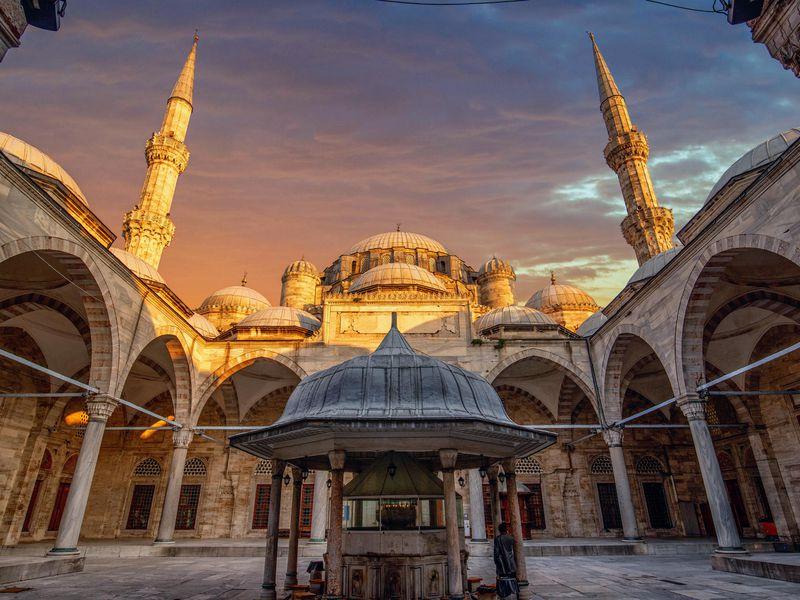 О Стамбуле с любовью! - экскурсия в Стамбуле
