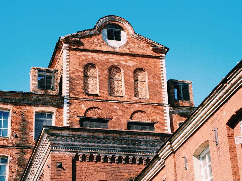 История и легенды фабричного городка - экскурсия в Ярославле