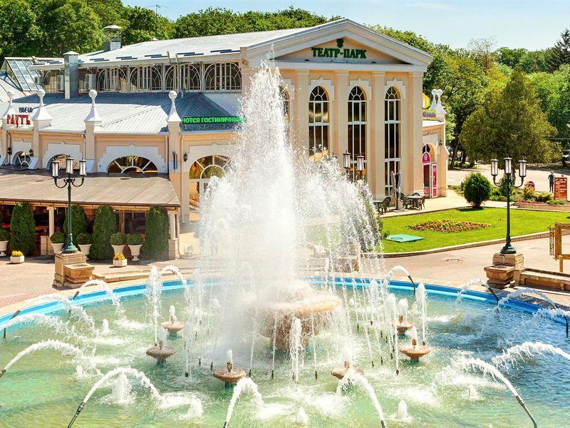 Такие разные города-курорты: Ессентуки и Кисловодск - экскурсия в Пятигорске