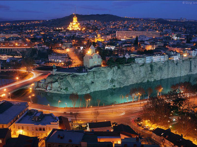 Тбилиси – город, где живет Муза - экскурсия в Тбилиси